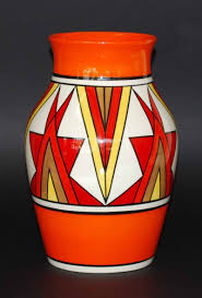 Clarice Cliff Jug Designs Vases And Ewers Clarice Cliff Carters Price Guide To
