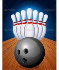 Bowling Poster Template Barca Fontanacountryinn Com