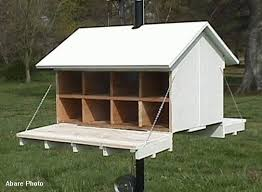 martin house plans. Plans For A Purple Martin House O