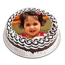 Birthday Cake With Photo And Name Personalised Birthday Cake Photo