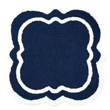 navy blue bathroom rugs bath endearing royal rug home dark round