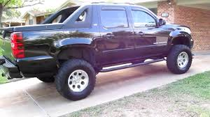 Avalanche chevy avalanche 33 inch tires : Lifted Chevy Avalanche - YouTube