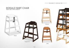 restaurant style wooden high chair. Inspiration Idea Wooden Restaurant High Chair With 2016 315 12 Nice Interior Full Version Style