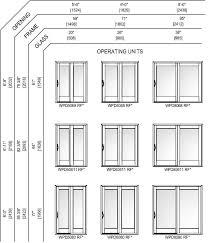 innovative height of sliding glass doors standard patio door size inside height of sliding glass doors