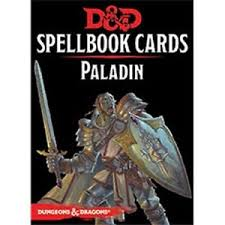 5th edition d d character sheet dungeons dragons d d 5e 5th edition spellbook cards paladin new