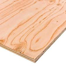 Sanded Plywood Common 23 32 In X 2 Ft X 2 Ft Actual 0 703 In X 23 75 In X 23 75 In