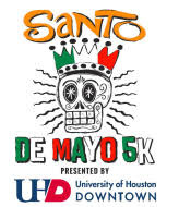 Santo de Mayo 5K presented by the University of Houston - Downtown Results