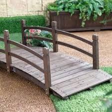 Small Picture How to Build Wooden Bridge Cedar Bridge Shop com Garden Bridges