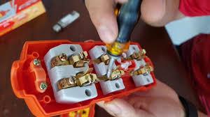 Ổ cắm điện chịu tải lớn 6000W được thiết kế như thế nào? ll ổ cắm công  trình P6000W sopoka - YouTube