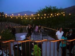 Diy Outdoor Lighting Ideas For A Wedding All Home Design Ideas