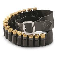 guide gear leather cartridge belt 12 gauge shot double tap to zoom