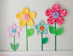 3d flower wall decor wall decoration