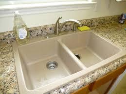 Kitchen Sinks Granite Kitchen Dining Classy Granite Composite Sink For Contemporary