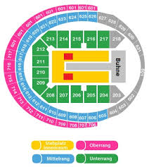 Lanxess Arena Seating Chart Sports Events 365 U2 Cologne Germany Lanxess Arena 17
