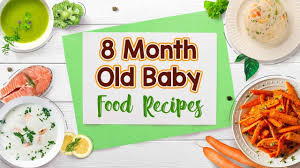 8 Months Old Baby Food Chart Along With Recipes