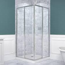 Glass Door : Awesome Bathtub Shower Doors Frameless Sliding Shower ...