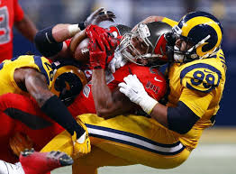 Aaron donald vs devonta freeman fight! Hard Knocks To Follow Rams Camp In La Pro Football Stltoday Com