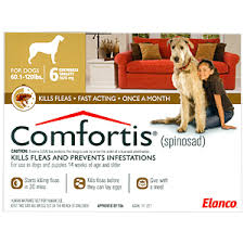 comfortis best price.  Comfortis Comfortis For Dogs 60120 Lbs Brown 6 Pack In Best Price C