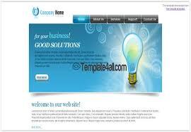 Free Flash Website Templates
