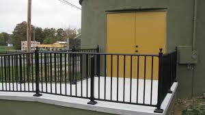 Decorative Metal Porch Posts Ornamental Metal Fences Security Fence Inc