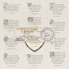 A Song Of Kings And Queens Quotes