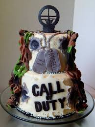 Call Duty Cake CakeCentral