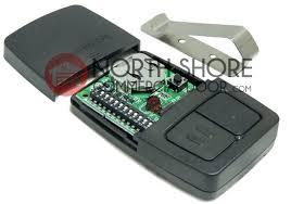 dip switch garage door remote home remotes