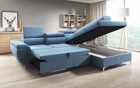 Details Zu Stoff L Form Couch Wohnlandschaft Ecksofa Garnitur Modern Design Sofa Monk