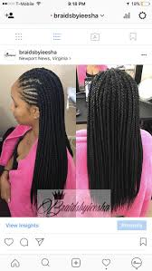 Ideas About Medium Box Braids For Kids Cute Hairstyles For Girls
