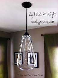 12 ideas for you to diy pendant lights