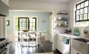 Creativity Kitchens With White Cabinets And Blue Walls Kitchen Ideas Sarkem In Modern Design