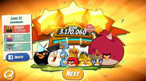 Angry Birds 2 Boss Fight level 51! -Gameplay Walkthrough - Chef, Foreman...  | Angry birds 2 game, News games, Games to play