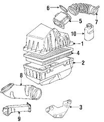 parts com® mitsubishi montero engine parts oem parts diagrams 2002 mitsubishi montero limited v6 3 5 liter gas engine parts