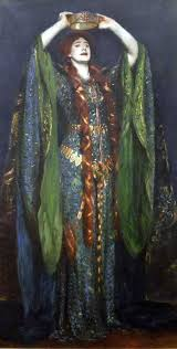 a level revision a english literature women in macbeth dame ellen terry as lady macbeth