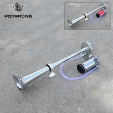 <b>Universal 17 Inch</b> 150DB Loud Car Air <b>Horn</b> 12V 180 Hertz <b>Single</b> ...