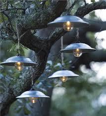 Caf Solar String Lights Outdoor Lighting