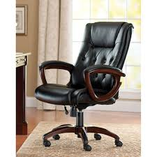 leather office. Better Homes And Gardens Bonded Leather Executive Office Chair T