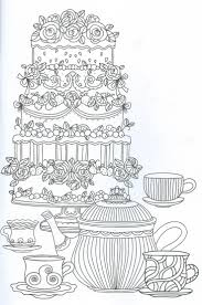 288 Best Colorir Alimentos Images On Pinterest Coloring Books
