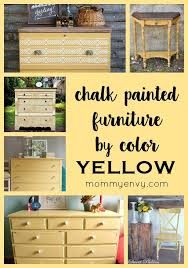 popular painted furniture colors. Chalk Painted Furniture By Color - YELLOW | Using Yellow To Paint Can Be Tricky Popular Colors