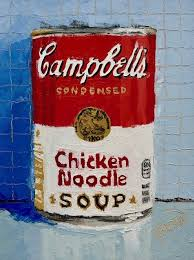 Karen Barton-Gray | Soup is Good (2020) | Available for Sale | Artsy