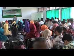 Proposal Kegiatan Workshop Pengembangan Profesi Guru Melalui Penyusunan Karya Tulis Ilmiah Matsan Saga