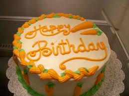 Happy Birthday Carrots Cakecentralcom