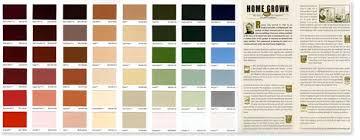 Heritage Colour Schemes
