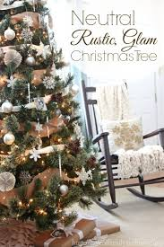 Rustic Christmas Ornaments 60 Gorgeously Decorated Christmas Trees From Raz Imports Best