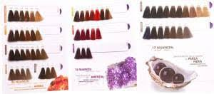 Hair Company <b>Палитра оттенков Inimitable Color</b> (79 тонов ...