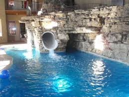 indoor pool house with slide. An Indoor Pool Is Like My Fantasy! And This One\u0027s Got A Cool Slide:-)(Cool Pools) House With Slide