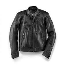 with wear resistant and tear resistant outer material made from water buffalo and protectors for the shoulders and elbows this jacket has all that a