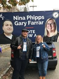 Nina Phipps & Gary Farrar Jr for 1st Ward Aldermen - Home   Facebook