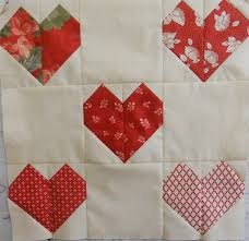 Log Cabin Quilter: Some of This and Some of That & If you have the pattern for the heart quilt beware. There is a cutting  error for both sizes of connector squares that form the heart shapes. Adamdwight.com