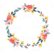 free image flowers 2. Delighful Image Simple Floral Wreath Watercolor Flowers 2 Royaltyfree Simple  Wreath Watercolor Intended Free Image Flowers G